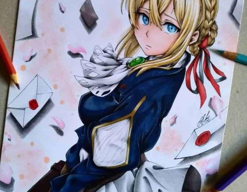 How alex_blasi_art Came to Love Manga and Anime Art Again!