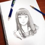 Hinata Art 1