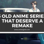 Top 5 Old Anime Series That Deserve a Remake