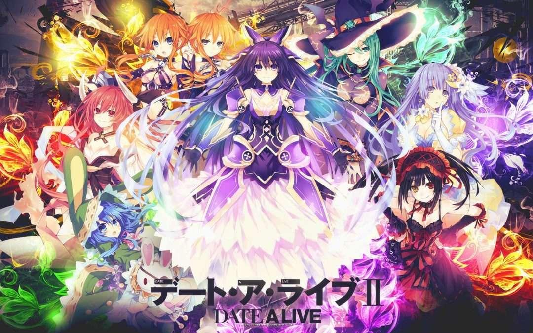 Date A Live Season 4 - Anime Sequel Confirmed!
