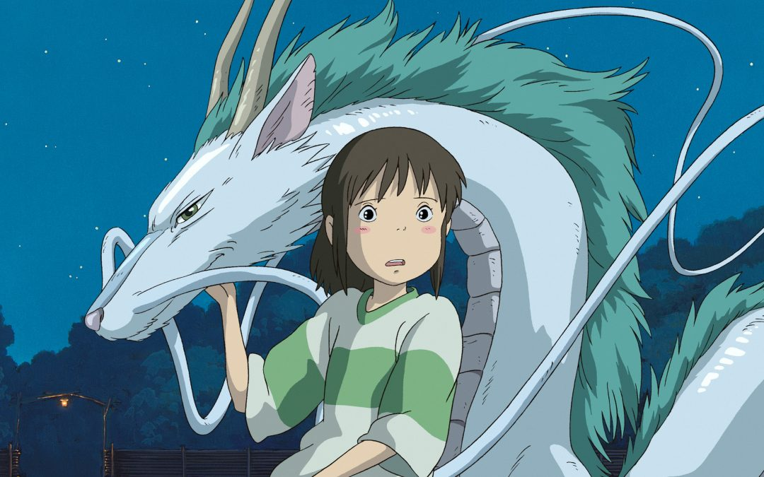 Top 5 Anime from Studio Ghibli