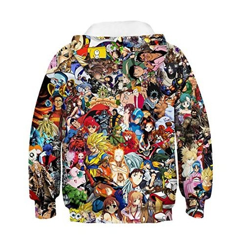 5 Cool Anime Hoodies That You Will Love