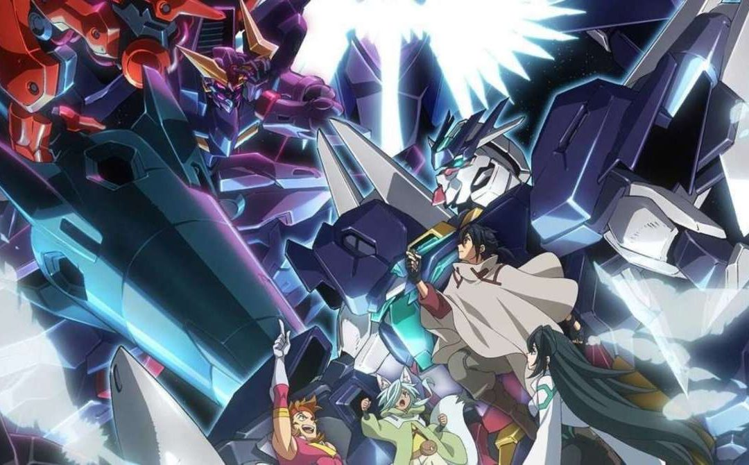New Gundam Anime Coming in the Summer