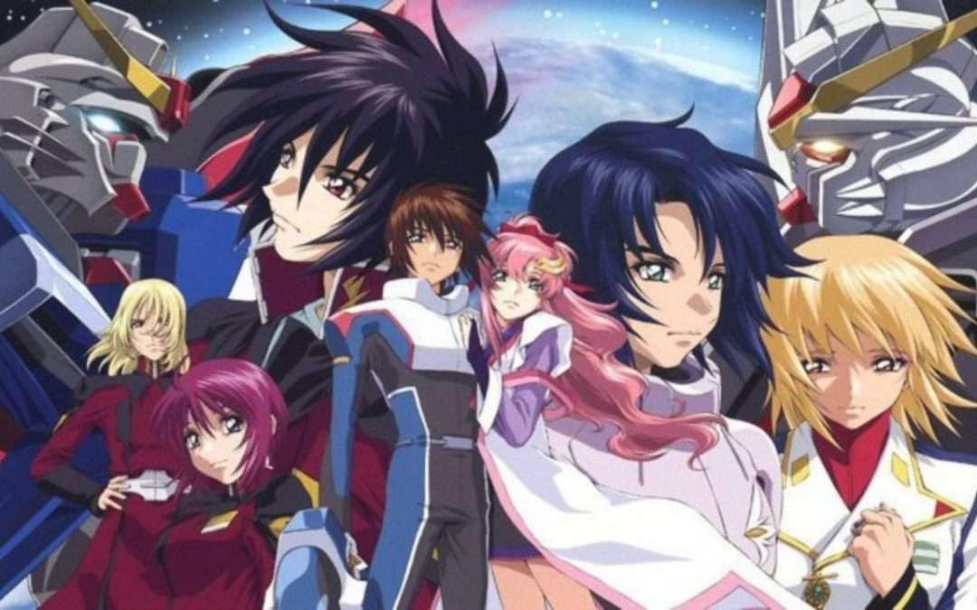 Gundam SEED sequel movie Announced!