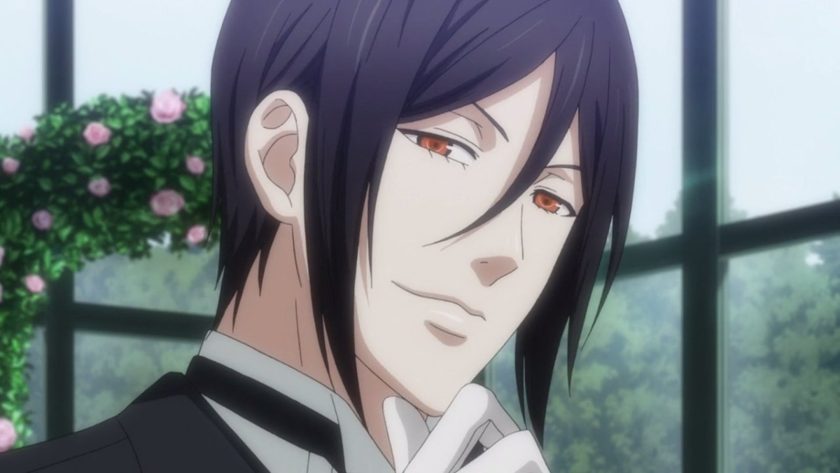 Top 5 Anime Characters with Black Hair
