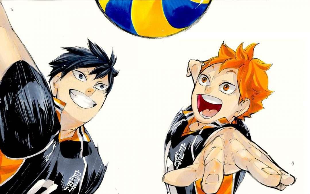 Manga Recommendation of the Week – Haikyuu