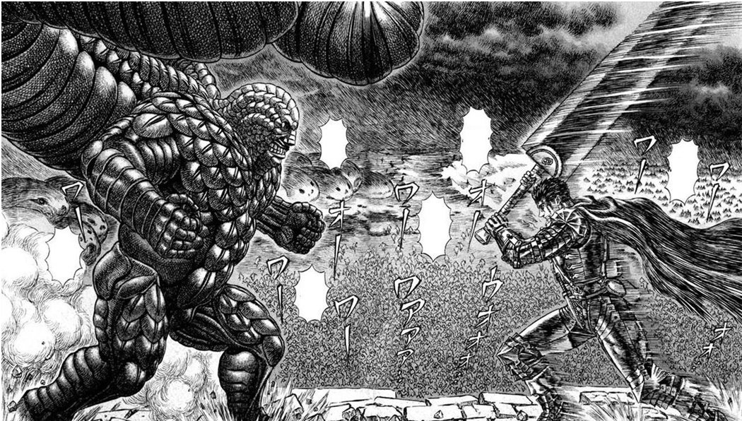 Berserk is getting a New Chapter1