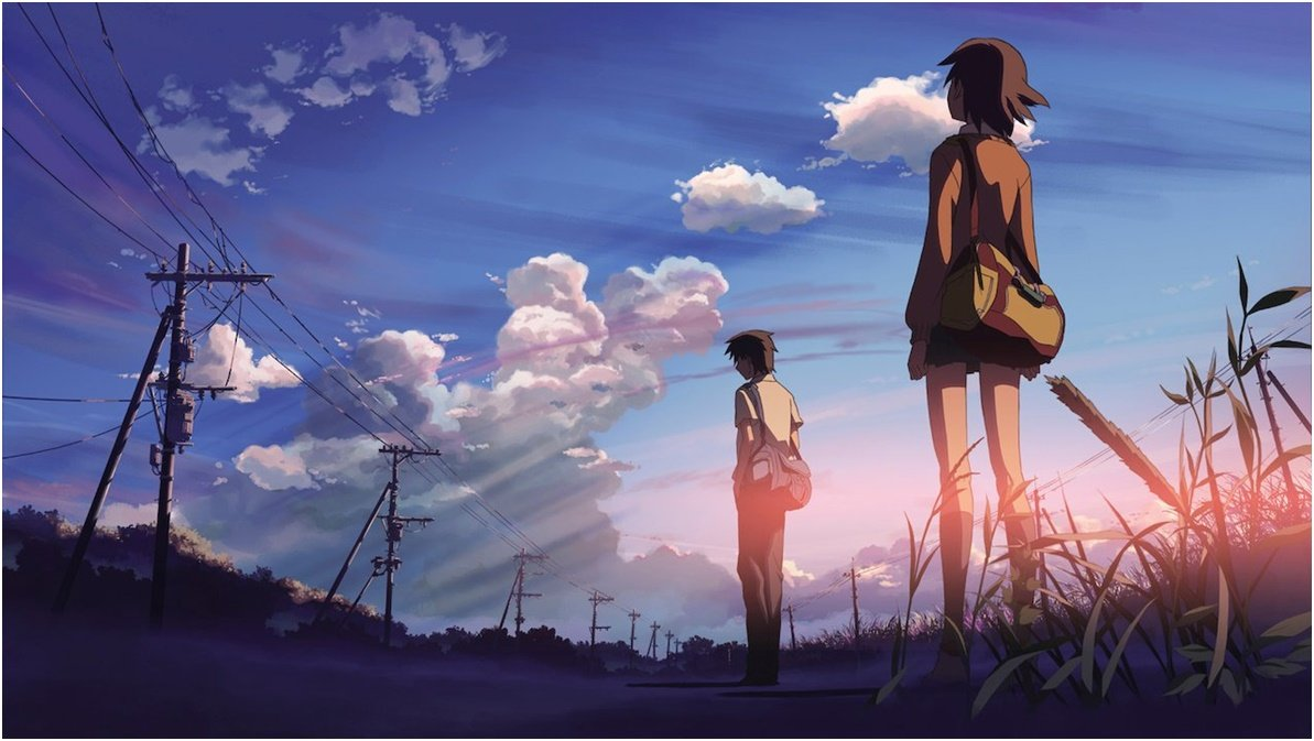 Top 5 Underrated Slice of Life Anime- Five Centimeters per Second