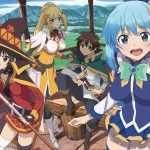 KonoSuba New Anime Project Announced!