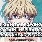 5 Manga Drawings To Gain Inspiration From Ahead of 2022
