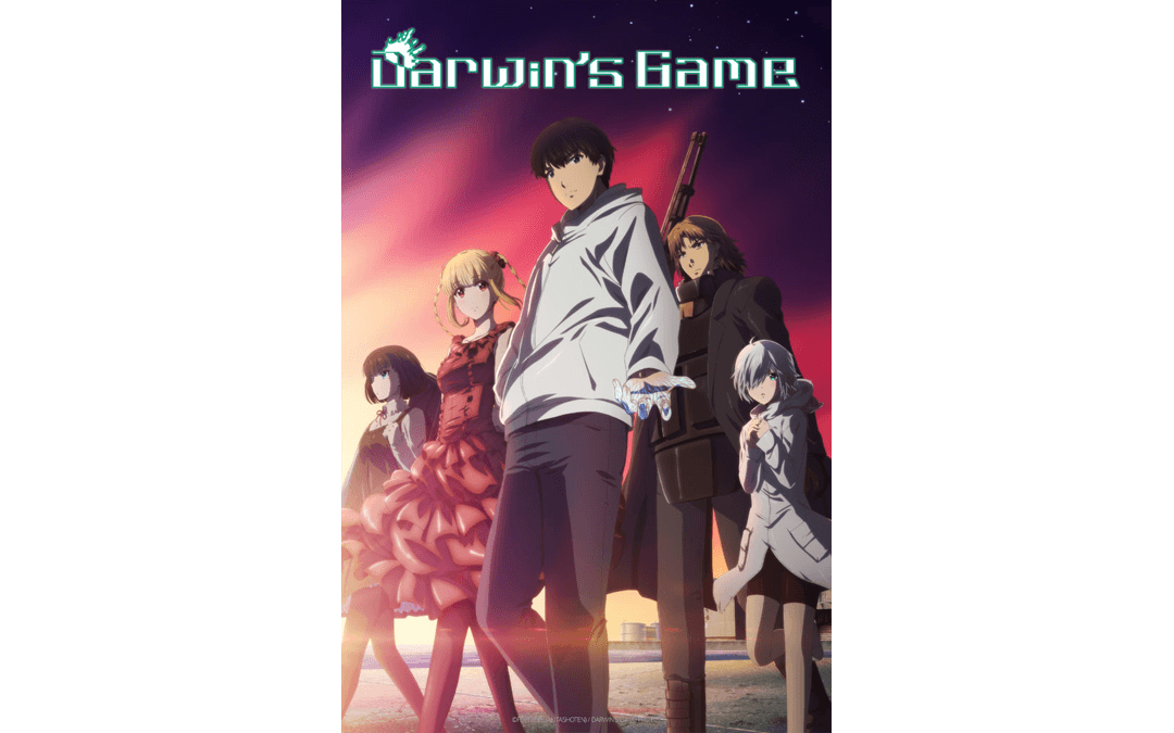 Anime Recommendation of the Week – Darwin's Game