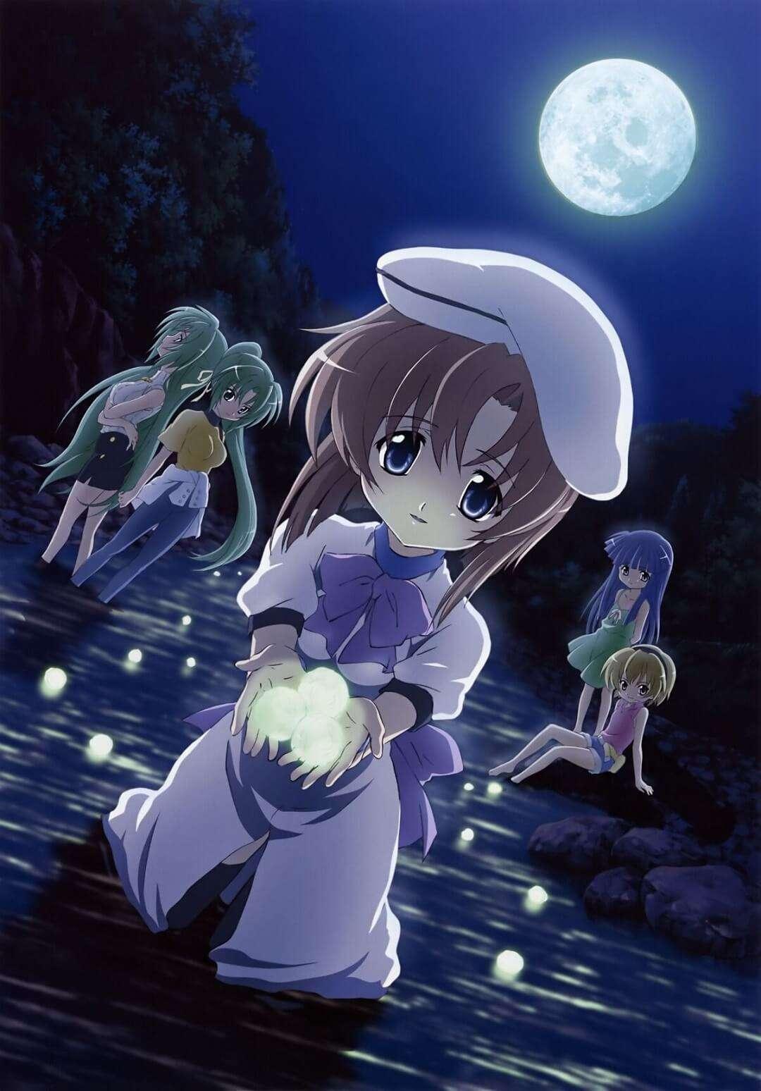 Anime Recommendation of the Week – Higurashi Higurashi_kai_cover