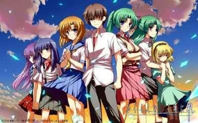 Anime Recommendation of the Week – Higurashi (Original + Kai)