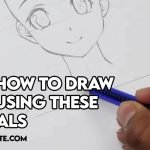 Learn How to Draw Anime using these tutorials