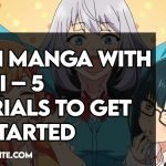 Learn Manga With Senpai - 5 Tutorials to Get You Started