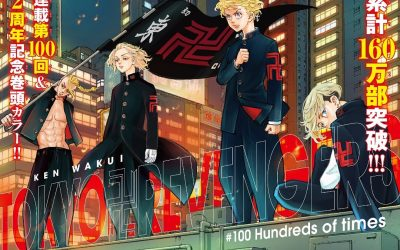 Manga Recommendation of the Week – Tokyo Revengers