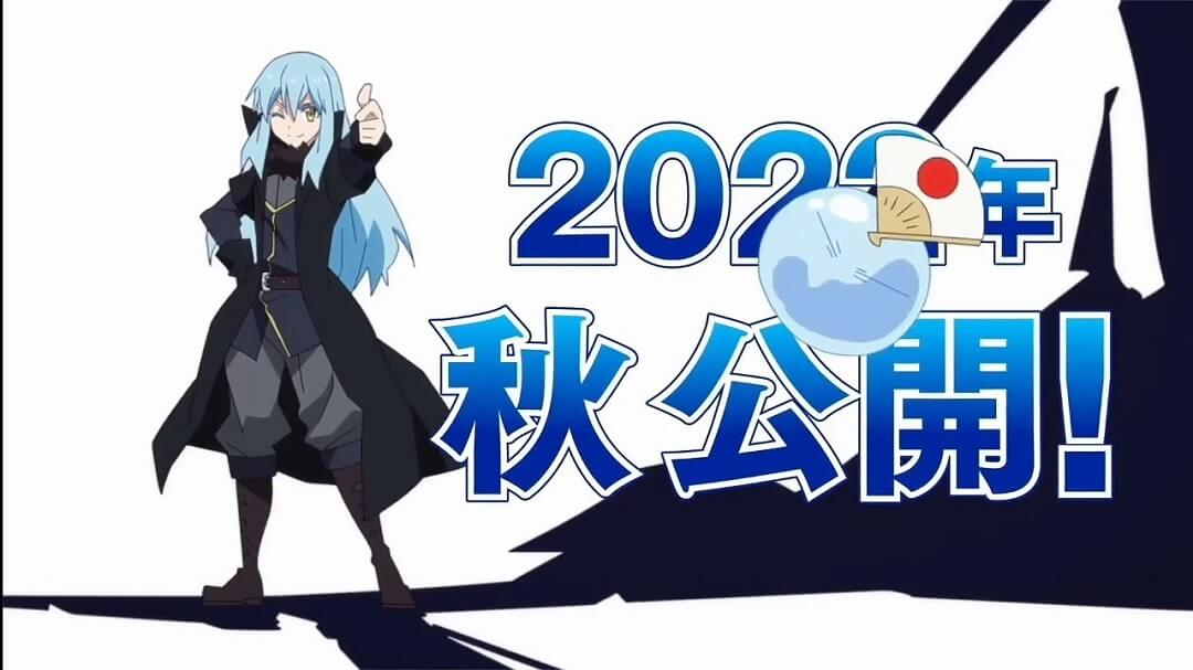 TenSura Gets New Movie for fall 2022-Expectation