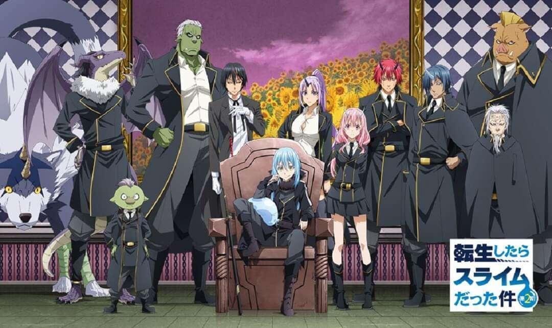 TenSura Season 2 Review – Slime Power!