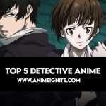 Top 5 Detective Anime