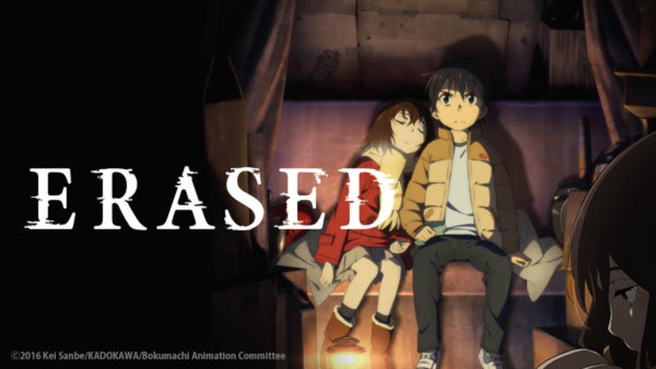 Erased - One of 5 Top Detective Anime