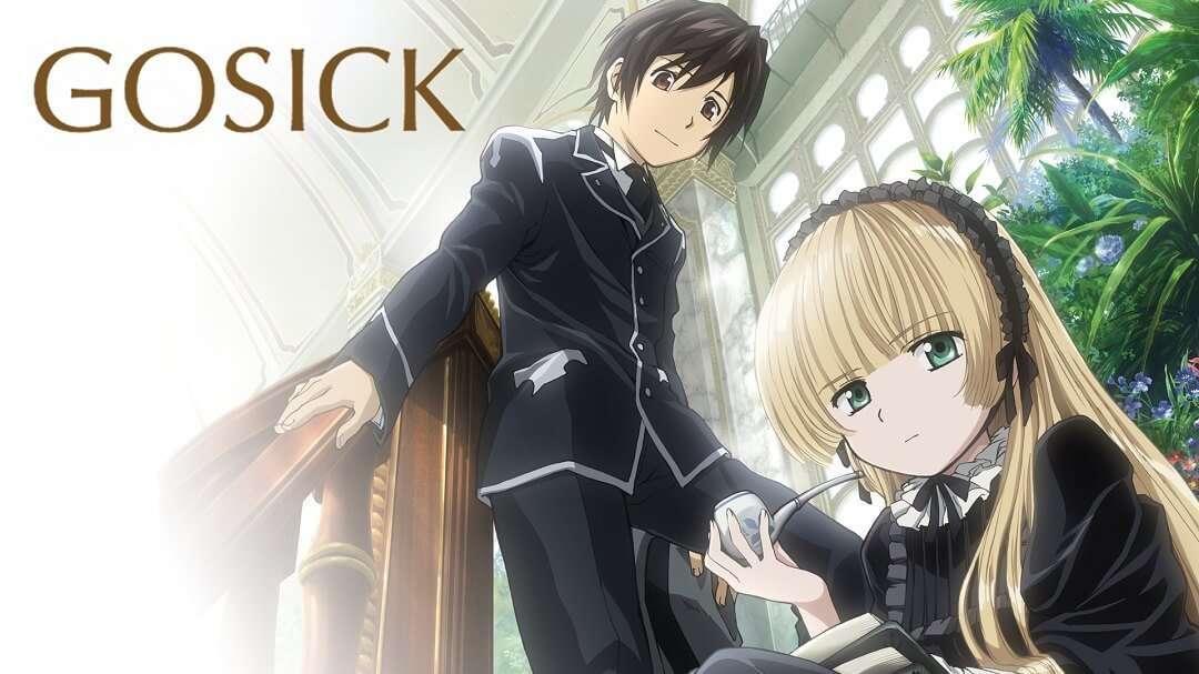 Gosic - Top 5 Detective Anime