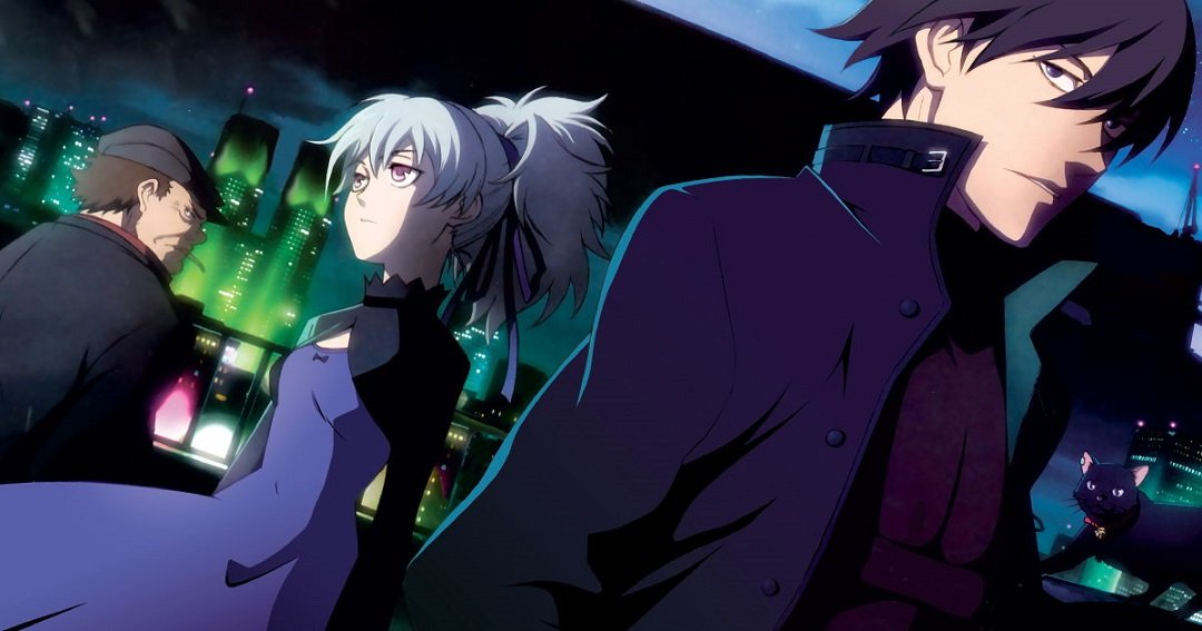 Anime Recommendation of the Week – Darker Than Black