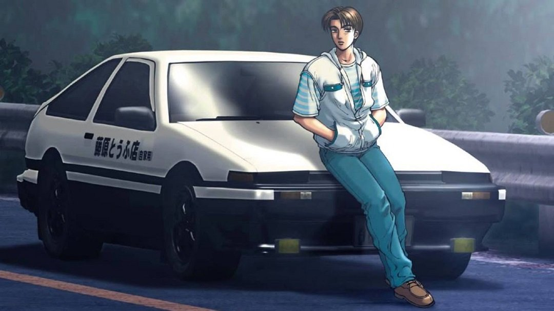 Anime Recommendation of the Week – Initial D